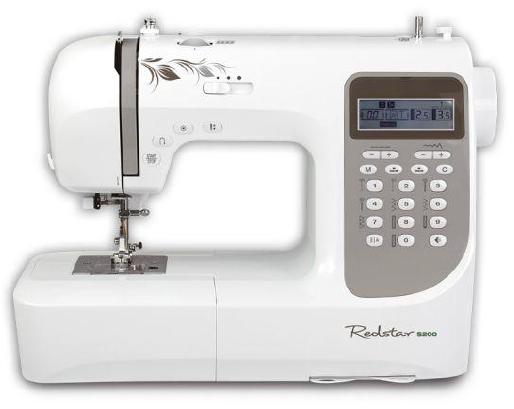Elektronický šijací stroj Redstar S200