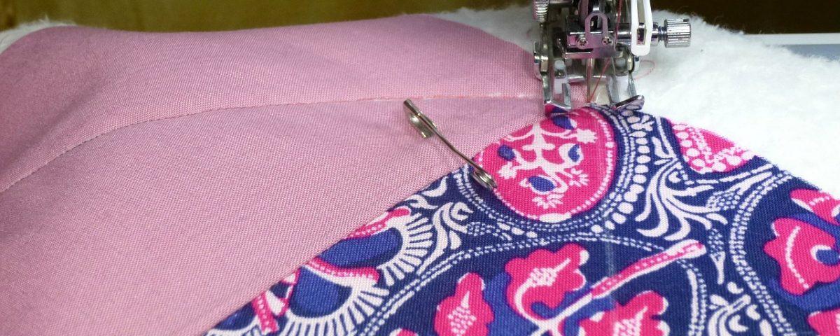 Quilting - Ako správne zošívať patchwork?