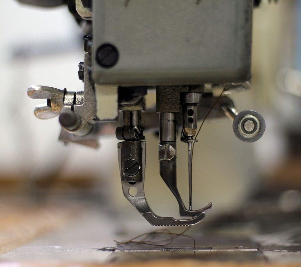 Coverlock - spoznávame šijacie stroje