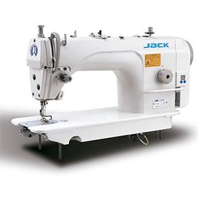 Jack JK-9100B-7 1-ihlový šijací stroj, Direct Drive