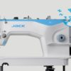 Jack F4 - tichý chod šijacieho stroja je doménou značky JACK.
