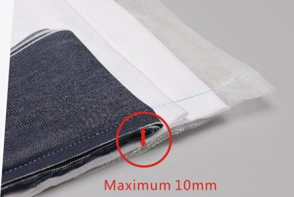 Jack F4 šitie ľahkého a stredného materiálu