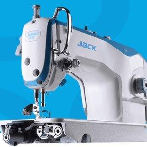Jack F4 pre šitie ľahkého a stredného materiálu