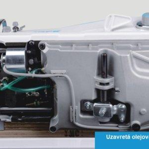 Jack A5 uzatvorený olejový systém