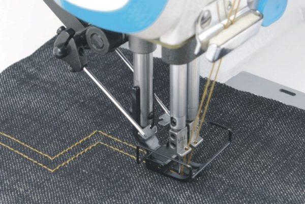 Automatické rohové šitie (voliteľné)