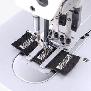 Jack JK-T1900BSK Vhodné aj pre elastické tkaniny